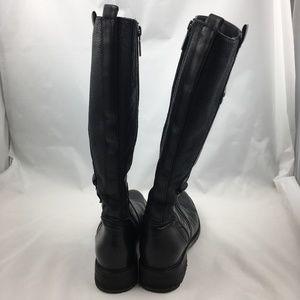 c04e3527925 Blondo Shoes - Blondo knee high tall riding boots black Varda 9